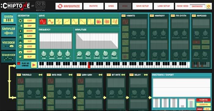Chiptone sound effects generator - ZapSplat - Download free sound