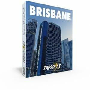 Brisbane sound effects pack