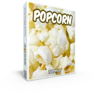 Popcorn sound effects pack