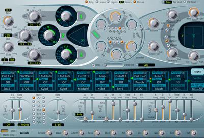 ES2 synthesizer