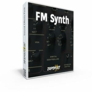 FM Synth Sound Effects Pack
