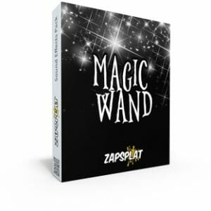 Magic wand free sound effects pack