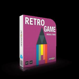 Pack Retro Game Musical Tones