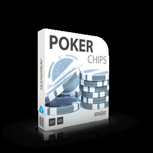 Pack Poker Chips