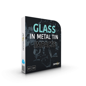 Pack Glass in Metal Tin