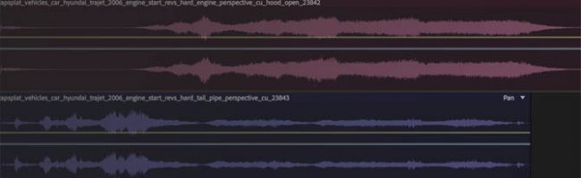 Waveform mix