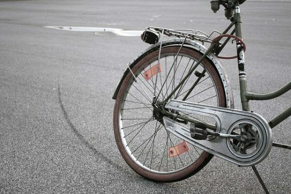 Bicycle skid