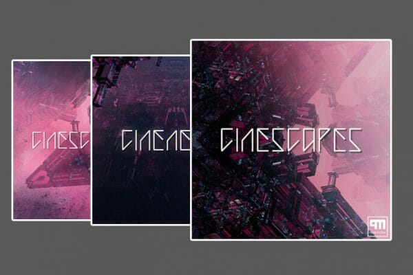 PMSFX Cinescapes Cover