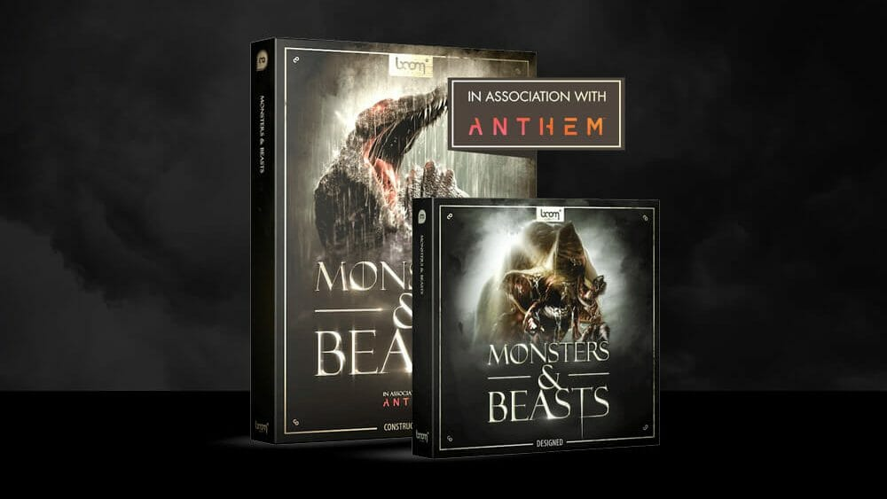 Monsters and Beasts by Boom Library