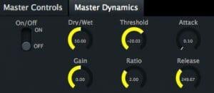 Reformer Master Controls
