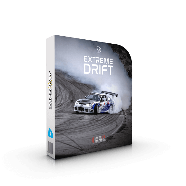 Sound effects pack extreme drift lite