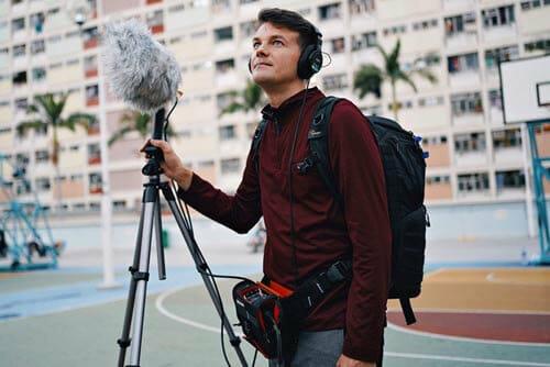 Marcel Gnauk in Hong Kong