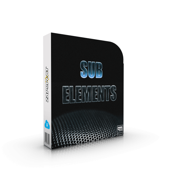 Sub Elements free sound effects pack