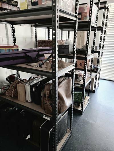 ZapSplat props room